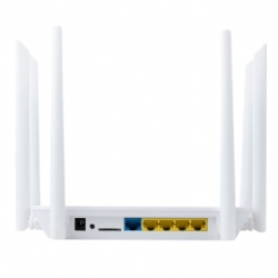 2.4GHz & 5GHz 6 antennas 4G router